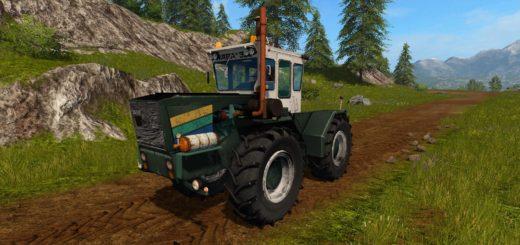 Мод трактор Raba steiger 320 v 1.0 Farming Simulator 2017