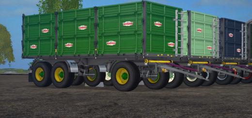 Мод прицеп RANDAZZO R270 PT BETA v 1.0.1.1 Farming Simulator 17