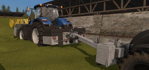 Мод Röwer system v1.0 Farming Simulator 2017