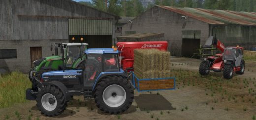 Мод Small Linkbox v 1.0 Farming Simulator 2017