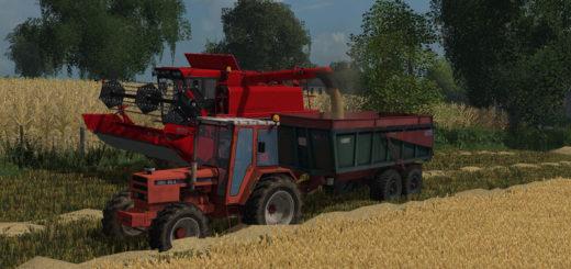 Мод прицеп Trailer Lyonnet Turbo 12 v 1.0 Farming Simulator 17