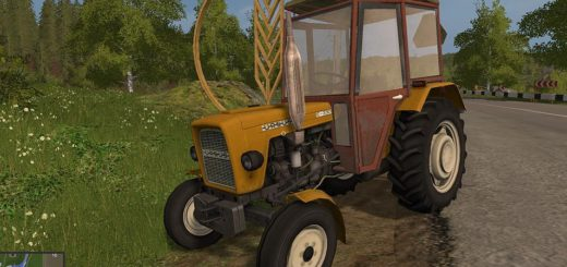 Мод трактор Ursus C-330 v 1.0 Farming Simulator 2017