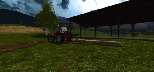 Мод Winch krpan v 1.0 Farming Simulator 2017
