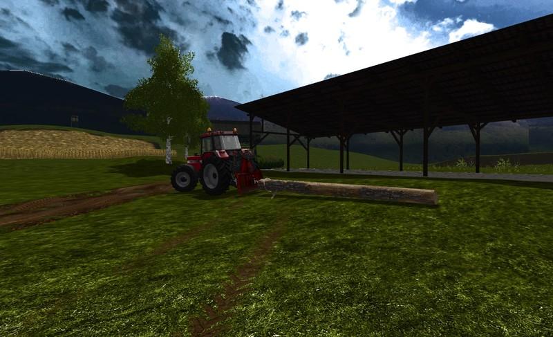 Мод Winch krpan v 1.0 Farming Simulator 2017