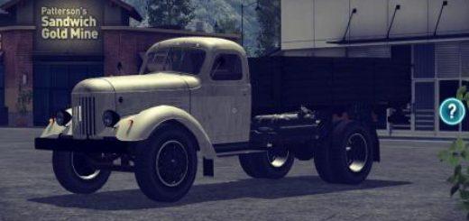 Мод грузовик ЗИЛ ZIL-164 v1.0 Фарминг Симулятор 2017