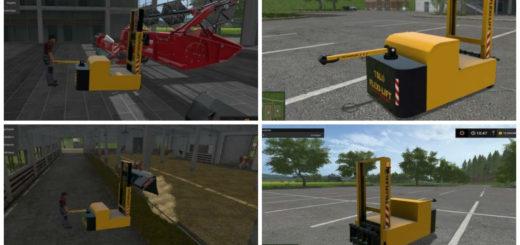 Мод Genkinger EGG 12 v 1.0 Farming Simulator 17