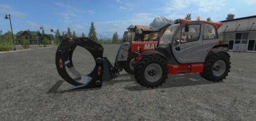 Мод Telehandler to WheelLoader Adapter v 1.0 Farming Simulator 2017