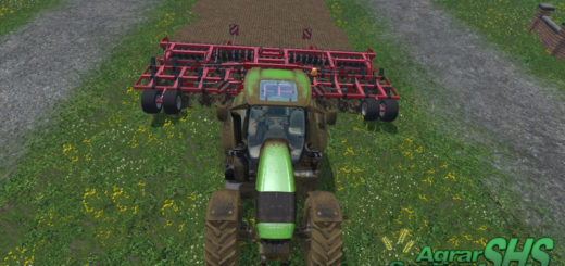 Мод скрипт Feld Erkennung v 2.1 Farming Simulator 2017