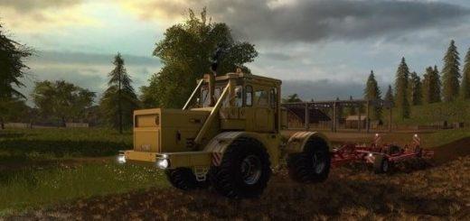 Мод трактор Кировец К 700А v 3.0 Фермер Симулятор 2017