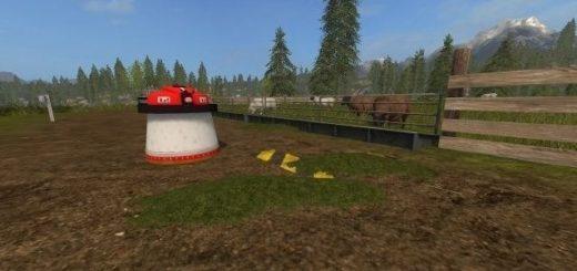Мод Lely juno 100 multyplayer v2.0 Farming Simulator 2017