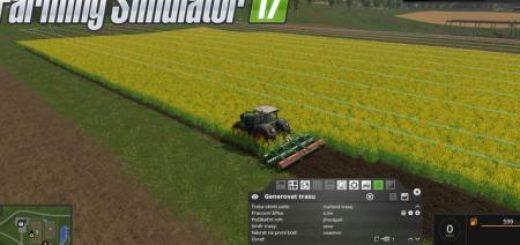Мод курсплей Courseplay 5.01.00001 Beta Farming Simulator 2017