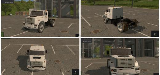 Мод грузовик ЗИЛ ZiL 4421 v 1.0 Фермер Симулятор 2017
