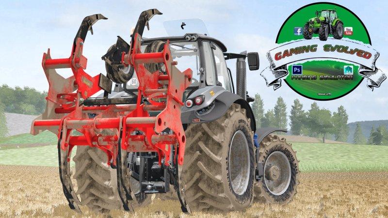Мод Agrimec3 ASD7 Ripper v 1.0 Cultivator Farming Simulator 17