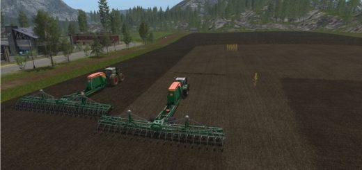 Мод сеялки Amazone Condor 15001 (Multifruit & Direktsaat) v 1.1.0.0 Farming Simulator 17
