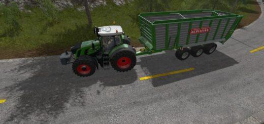 Мод прицеп Bergmann HTW 65 v 1.0 Farming Simulator 2017