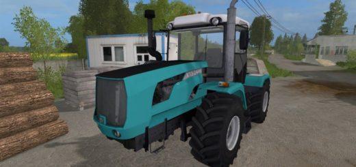 Мод трактор ХТЗ-244К Фермер Симулятор 2017