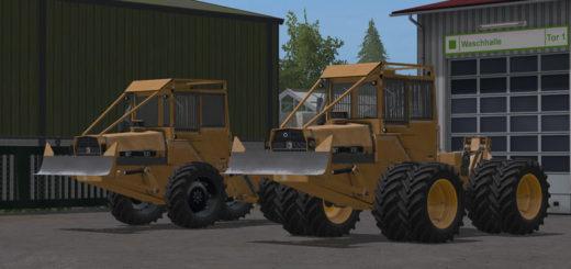 Мод трактор IMT 5131 v 1.0.0.0 Farming Simulator 2017