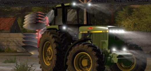 Мод трактор John Deere 4755 v 1.0.0.0 Farming Simulator 17
