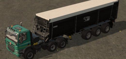 Мод прицеп Krampe Bandit SB 30/60 + Atacher v 1.0 Farming Simulator 2017