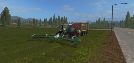 Мод Nadal R90 Front v 1.0 Farming Simulator 17