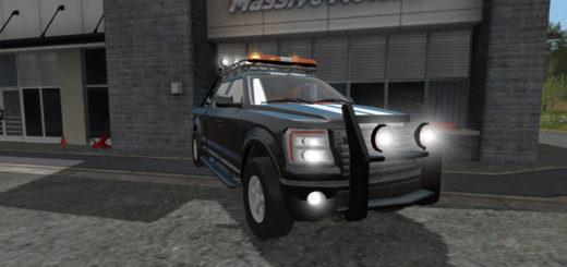 Мод авто Pickup TT v 1.0 Farming Simulator 2017