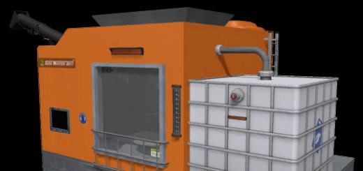 Мод SEEDMASTER 2K v1.0 Farming Simulator 2017