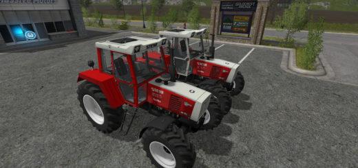 Мод трактор STEYR 8165a Turbo SK2 Farming Simulator 2017
