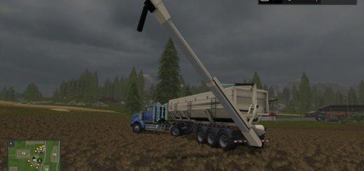 Мод прицеп Seed Express 1260 v 1.0.0.0 Farming Simulator 2017