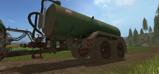 Мод бочка Wienhoff 20200 VTW v 2.0 Farming Simulator 17