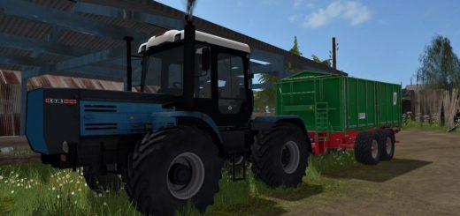 Мод трактор ХТЗ HTZ 17221 v 1.0.0.0 Фарминг Симулятор 2017
