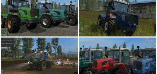 Мод трактор ХТЗ 243К v 2.0 Фермер Симулятор 2017