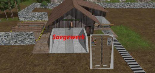 Мод карта Unna Valley V 1.0.0 Farming Simulator 17
