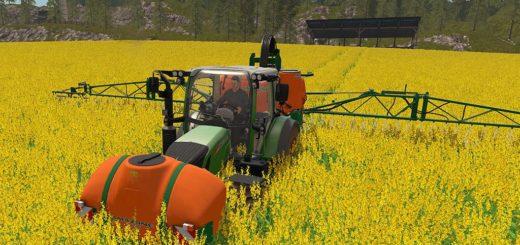 Мод топтание посевов 4REAL MODULE 01 - CROP DESTRUCTION V1.0.2.1 Farming Simualtor 17