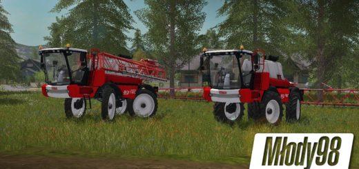 Мод Agrifac Condor 40m v1.0 Farming Simulator 2017