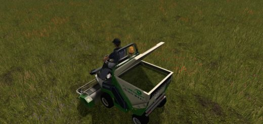 Мод сенокосилка Amazone Profihopper 2017 Edition v 1.0 Farming Simulator 17