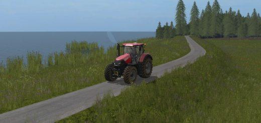 Мод скрипт Better steering v1.0 Farming Simulator 2017
