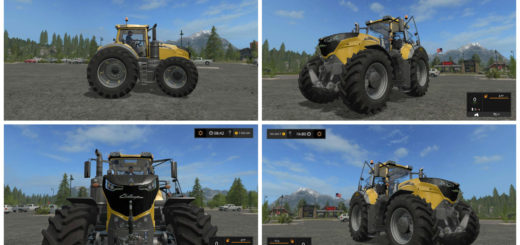 Мод трактор Challenger 1000 v 1.0 Farming Simulator 2017