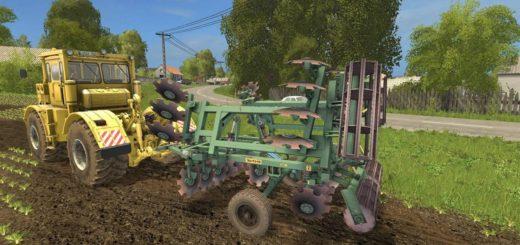 Мод культиватор UDA V4.5 Фермер Симулятор 2017