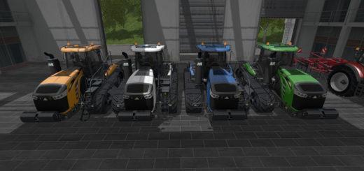 Мод трактор Challenger MT800E V 1.0 Farming Simulator 2017