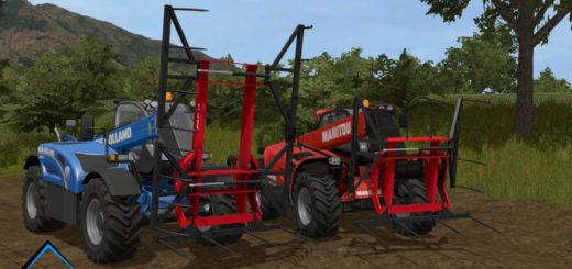 Мод захваты Fourche Bugnot v 0.1 Farming Simulator 17