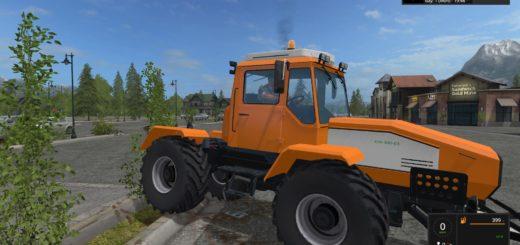 Мод трактор ХТА HTA 220-2 V1 Фермер Симулятор 2017
