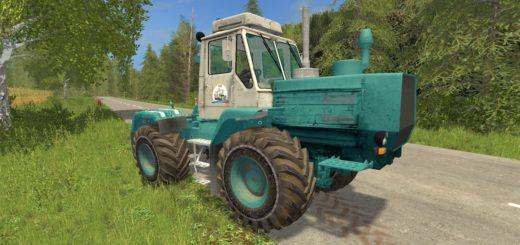 Мод трактор ХТЗ T 150K Ihtiandr v 1.0 Edit Фермер Симулятор 2017