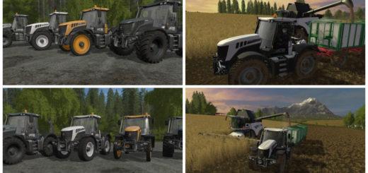 Мод трактор JCB Fastrac 3330 Xtra v 1.1 Farming Simulator 2017