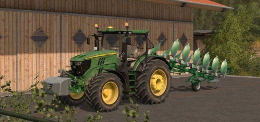 Мод трактор John Deere 6250R v 2.0 FS17