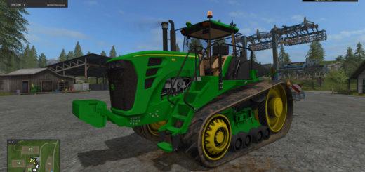 Мод трактор John Deere 9630T v 1.0.0.1 Farming Simulator 2017