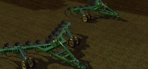 Мод ПАК John deere 915 v-ripper v 1.0 Farming Simulator 17