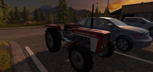 Мод трактор Lindner BF 340 v 1.1.0 Farming Simulator 17