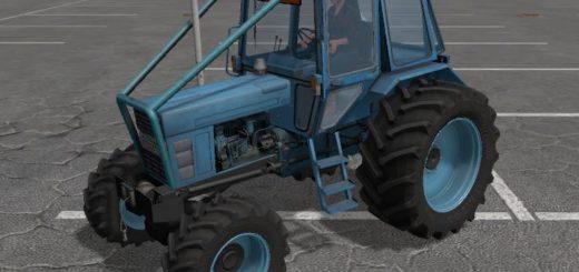 Мод трактор МТЗ MTZ 82 Forest v 1.0 Фарминг Симулятор 2017