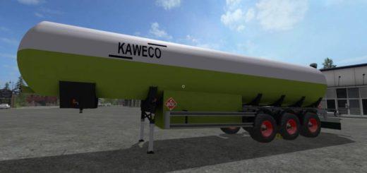 Мод бочка Kaweco Tank v1.0 FS17
