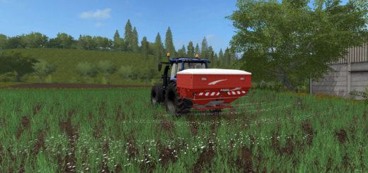 Мод Rauch Axis 50.2 v 1.2 Farming Simulator 2017